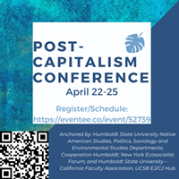 'People and Planet Before Profit:' Post-Capitalism Conference Set to Kick Off