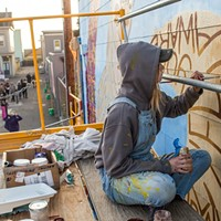Eureka Street Art Festival Goes Large(r)