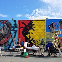 Eureka's Public Art the Topic of Next Humboldt County Historical Society Lecture