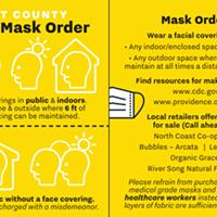 Health Officer Reinstates Mask Mandate in Humboldt as Cases Skyrocket