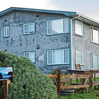 The Humboldt County Board of Supervisors is poised to discuss how to regulate short-term vacation rentals, like the one pictured here in Trinidad, at its Feb. 9 meeting.