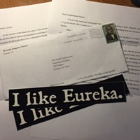 No, I Like Eureka