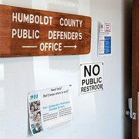 The Humboldt County Public Defender's Office has been mired in conflict since the Feb. 8 hire of David Marcus as its chief.