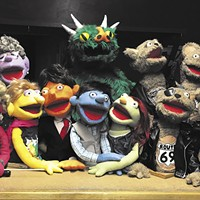A Microcosm of Life on Avenue Q