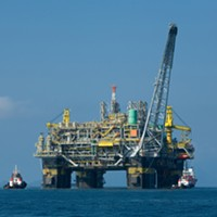 Draft plan calls for leasing off-shore drilling operations in Northern California.