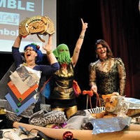 Rebel Craft Rumble