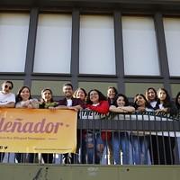 This semester's El Leñador crew.