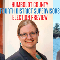 The Race to Rep Humboldt's County Seat