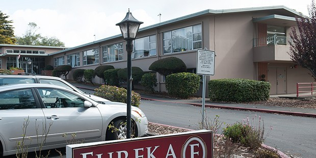 Eureka Rehabilitation and Wellness Center, as well as all other skilled nursing facilities in Humboldt County, have asked the state to be exempted from new staffing requirements. - FILE