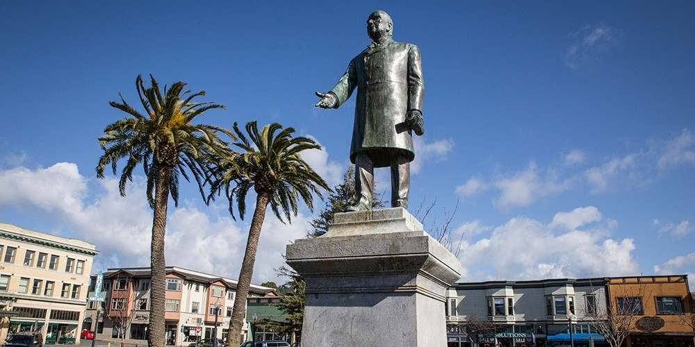 Arcata City Council poised to OK McKinley relocation Wednesday. - FILE