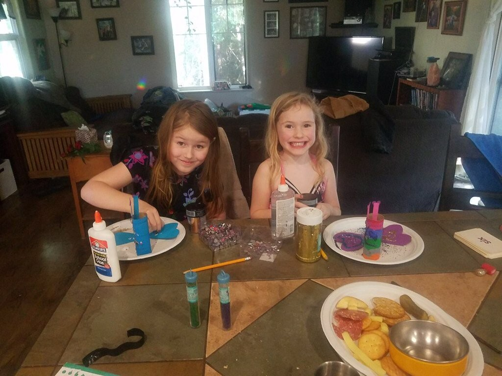 Sisters, 5 and 8, Found Alive in California Wilderness After 44 Hours