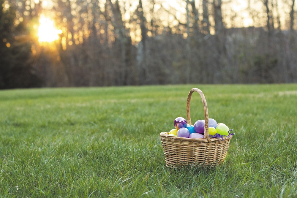 Organization Provides Easter Egg Hunt for Children with Disabilities