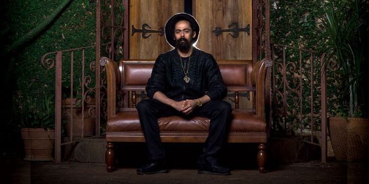 Damian Jr. Gong Marley plays the Mateel Community Center on Tuesday, Oct. 3 at 8 p.m. - COURTESY OF THE ARTIST