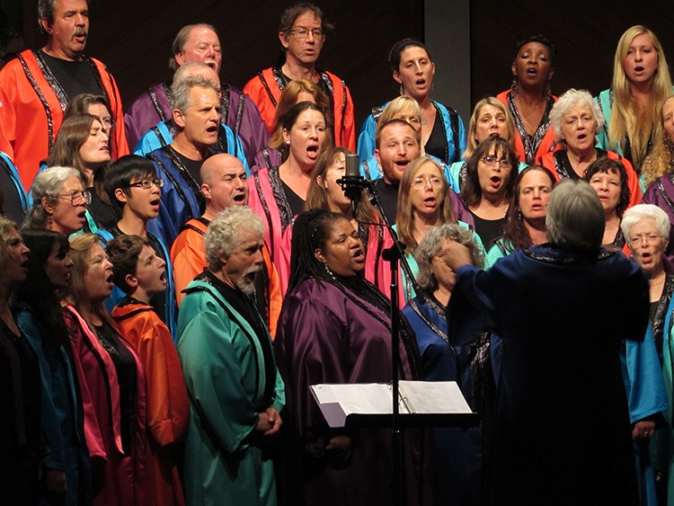 Arcata Interfaith Gospel Choir - SUBMITTED