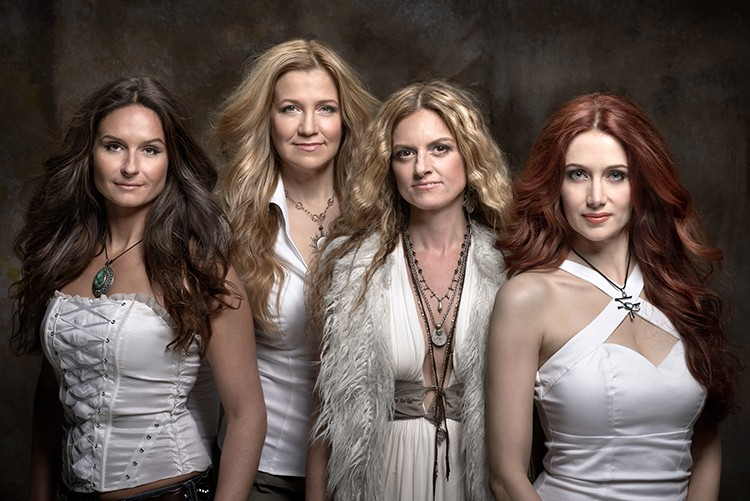 Zepparella - COURTESY OF THE ARTISTS