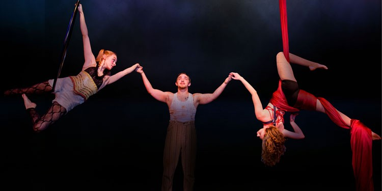 Pippin - NORTH COAST REPERTORY THEATER