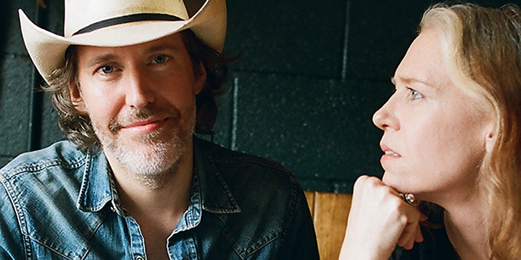 David Rawlings (left) - SUBMITTED