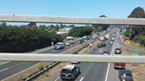 A multi-vehicle crash has disrupted traffic on U.S. Highway 101 near State Route 299.