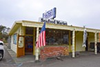 Mr. Fish Seafood, the little seafood shop on Broadway, is for sale.