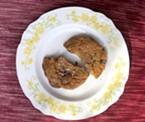 Salted chocolate chip cookie break at Bandit Sweet & Savory.