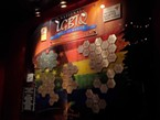 The National LGBTQ Wall of Honor at the Stonewall Inn.