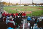 The community comes alive for Humbodlt Crabs baseball.