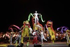 The Peking Acrobats perform Wednesday, Dec. 4 at 7 p.m. at the Van Duzer Theatre.