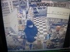 Video Captures Failed Armed Robbery