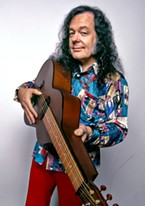 Sorry Fans! No David Lindley This Weekend!