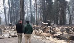 North Coast Legislator Heading Effort to Identify Fire Victims