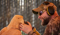 Kicking up Sawdust: Photos from the Logging Conference