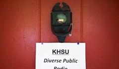 Reed Steps Down at KHSU