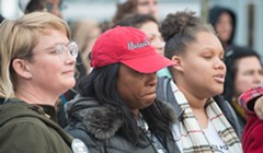 'This is Heartbreaking:' Vigil Commemorates Second Anniversary of Lawson's Killing