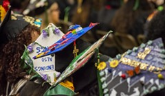 Walking the Walk: Photos for HSU Graduation