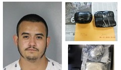 Canine Unit Sniffs Out 2 Pounds of Meth in Fortuna