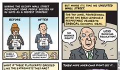 Unsuited Wall Street