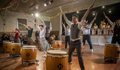 Swing Time Travel: Photos and Video from the Taiko Swingposium