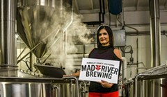 Mad River Brewing Co.'s New Native Swag