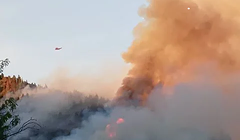UPDATE: Jones Point Fire Near Hoopa Around 130 Acres