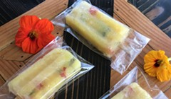 Boozy Popsicles from the Goat