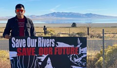 Local Tribes Sponsor Day of Action for Removal of Klamath Dams