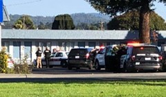 UPDATE: Barricaded Subject in Fortuna Motel