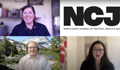 NCJ Preview: Rules of the Purple Tier and Camping in Eureka, and Yurok Food Sovereignty