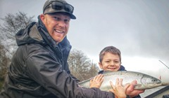 Rivers Are Prime but Steelhead are Lacking
