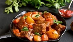 Humboldt Grange Drive-Thru Beef Stew Dinner