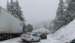 UPDATE: Snow Shuts Down 101, Thousands Without Power