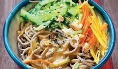 Feeding My Nostalgia with a Bowl of Sesame Noodles
