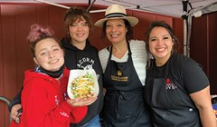 Sharing the Frybread Love
