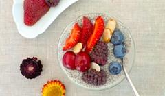 Breakfast with the Season's Fruit