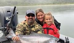 Fall-Run Salmon Quotas to Begin on the Klamath